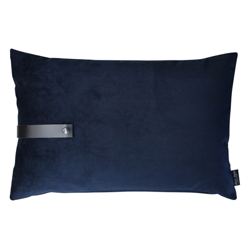 Cushion Velvet 60x40, blue