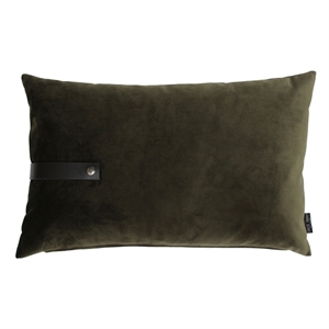 Cushion Velvet 40x60, army