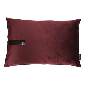 Cushion Velvet 40x60, bordeaux