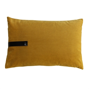 Cushion Velvet 60x40, ocher