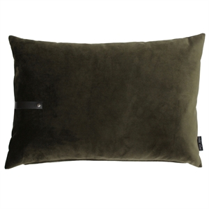 Cushion Velvet XL 70x100, army