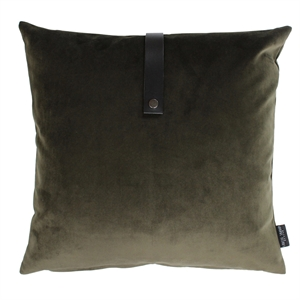 Cushion Velvet 65x65, army