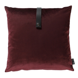 Cushion Velvet 65x65, bordeaux