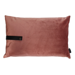Cushion Velvet 80x50, peach