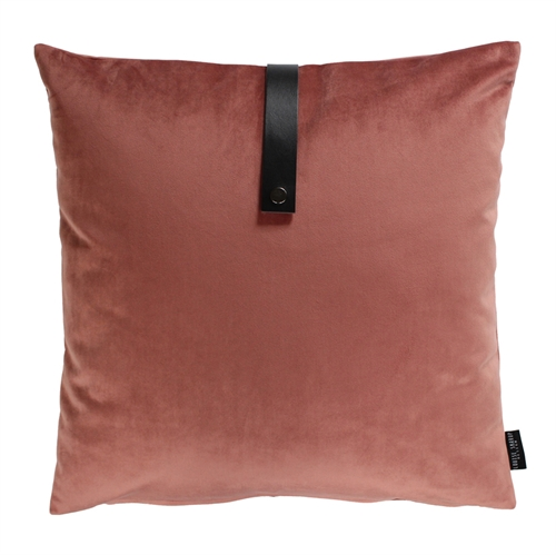 Cushion Velvet 65x65, peach