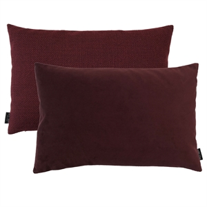 Cushion Mix 60x40, bordeaux