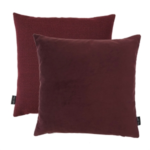 Cushion Mix 50x50, bordeaux