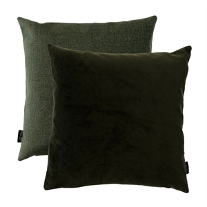 Cushion Mix 50x50, green